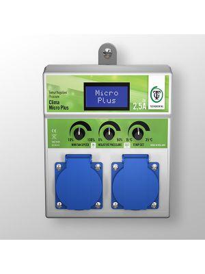 Clima Micro Plus 2x2.5A (Negative pressure)