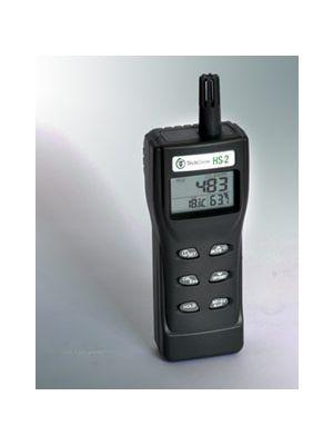 HS-2 Portable CO2 Meter Techgrow nl